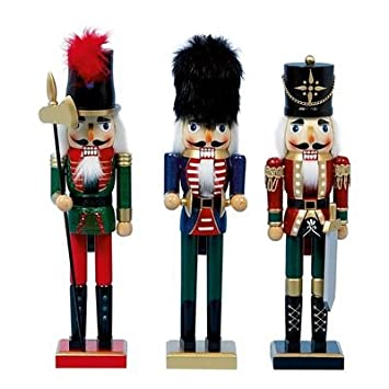 Top Large Christmas Nutcracker Soldier (Various) (Red): Amazon.co.uk  BJ93