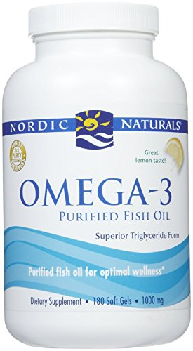 Nordic Naturals   Omega 3  Cognition  Heart Health  And Immune Support  180 Soft Gels