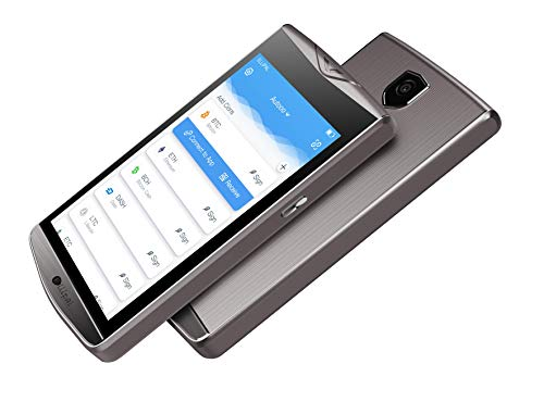 ELLIPAL Cryptocurrency Hardware Wallet, Internet Isolated & Large Screen, Easy Exchange& Trade, Support BTC Xrp ETH Usdt TRX Dash DGB Doge LTC BCH Etc CMT Grs BCD Erc10&20Token (Best Cryptocurrency Wallet Hardware)
