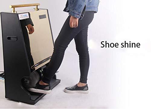 Qi Peng Shoe Polisher-Automatic Induction Shoe Polisher, Household Electric Shoe Polisher/Hotel Business Shoe Polisher Automatic Shoe Polisher (Color : G, Size : 1#) by Qi Peng-/Automatic shoe polisher (Image #5)