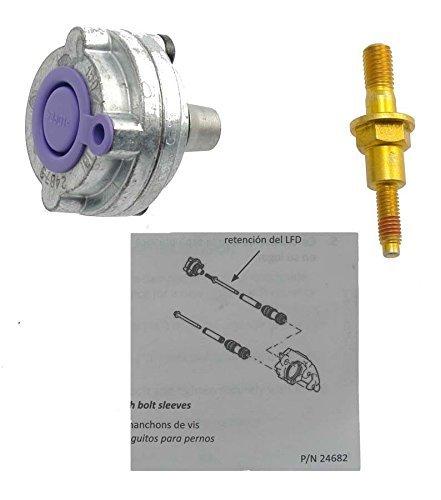 Carlson H5708 Rear Low Frequency Noise Damper (Damper Rear)
