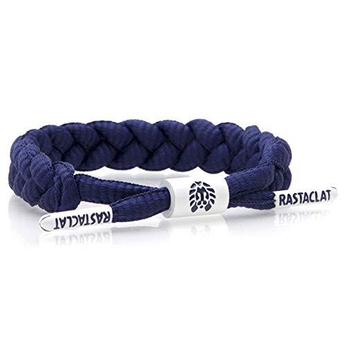 y Classic Shoelace Bracelet (Blue Lace Bracelet)