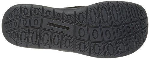 Merrell Mænds Laze Perf Moc Mode Sneaker Sort SUYER
