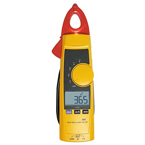 Clamp Meter 365 Detachable Jaw True-RMS AC/DC Clamp Meter Advanced Auto Range Multimeter And Volt Meter Multimeter LTJHJTCD: