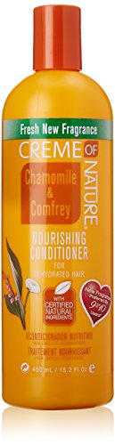 Creme of Nature Healing Conditionerfor Dehydrated Hair, Chamomile and Comfrey, 15.2 Ounce Creme Of Nature Nourishing Conditioner