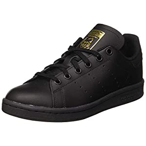 adidas – Stan Smith J Noir-Or