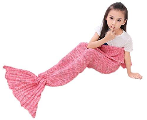 Houtemy Snuggle Blanket Mermaid 56 inch