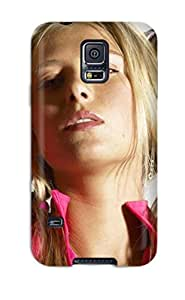 Awesome ZFkTicS1209hElAx ZippyDoritEduard Defender Tpu Hard Case Cover For Galaxy S5- Maria Sharapova