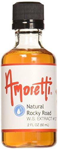 Amoretti Rocky Road Extract, 2 Fluid Ounce