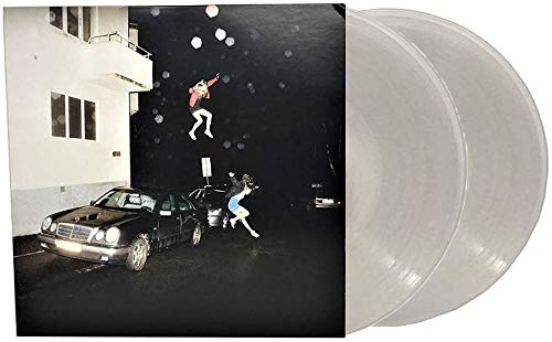 Science Fiction Exclusive Limited Edition Clear 2XLP Vinyl [Condition-VG+NM]