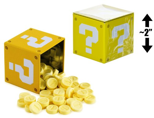 - Mario Question Mark Coin Box Candies (2-Box Pack)