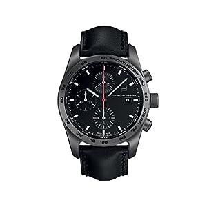Reloj Automático Porsche Design, Titanio, Cronógrafo, COSC, 6011.10.406.113 4