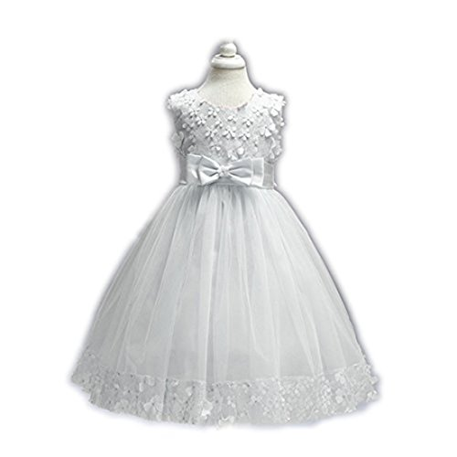 FKKFYY 2-10T Pageant Princess Wedding Prom Ball Gown Dresses