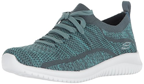 Sneaker Flex Women's Skechers Ultra Green Statements fTEwIw