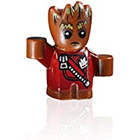 LEGO Marvel: Guardianes De La Galaxia Vol. 2Minifigure–Bebé Groot (W/chaqueta roja)