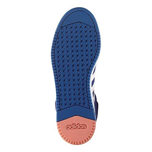 Sportive Mid tinuni Scarpe Hoops Brisol W Ftwbla Team Multicolore Donna Adidas 7XPqn