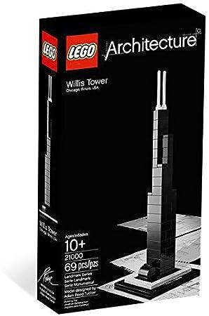Amazon Lego Architecture Willis Tower 21000 Toys Games