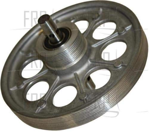 Precor Step up Tensioner Pulley Drive Assembly Works EFX 5.2