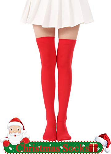 Over Knee Long Sock Thigh High Stockings Striped