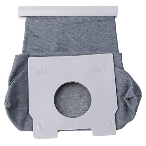 Shoresu Washable Non Woven Cloth Vacuum Cleaner Bag Reusable Dust Bags for MC-CA291, Vacuum Cleaner Accessory