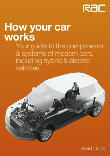 How your car works - Your guide to the components & systems of modern cars, including hybrid & electric vehicles