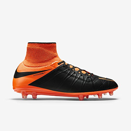 Nike Men's Hypervenom Phantom II Leather FG Soccer Cleats