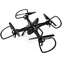 Integrated 6 Axis Gyroscope 2.4 GHZ Remote Control Stealth QuadCopter