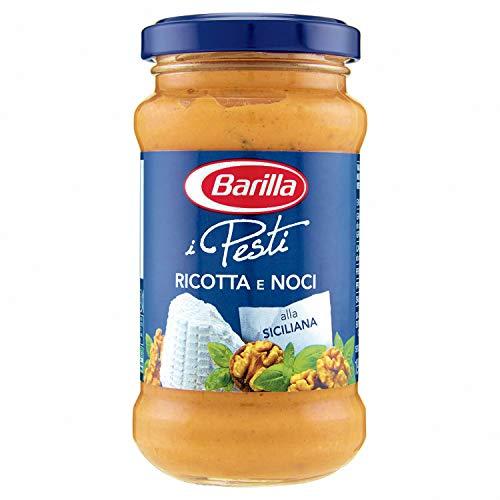 Barilla Pesto Alla Siciliana Gr.190