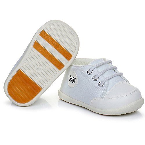 Pictures of Demonda Baby Canvas Casual Sneaker Lace Up 8