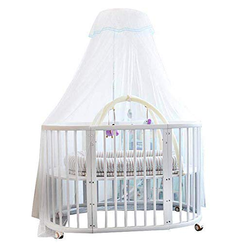 Mosqutio Net for Crib Baby Cot Bed Canopy Dome Drape Kid