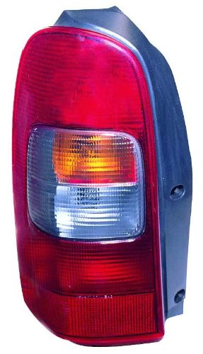 Depo 332-1931L-AS Chevrolet/Pontiac/Oldsmobile Driver Side Replacement Taillight Assembly