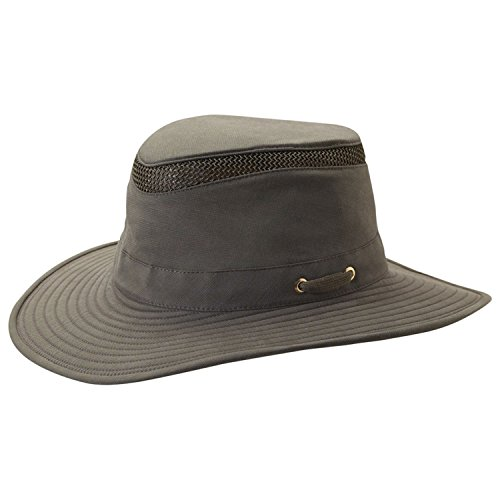 Tilley Endurables T4MO Eco-Airflo Hat,Olive,7.25 by Tilley