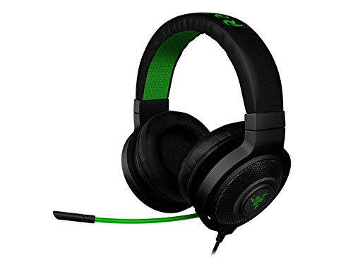 Razer Kraken Over Ear Headphones