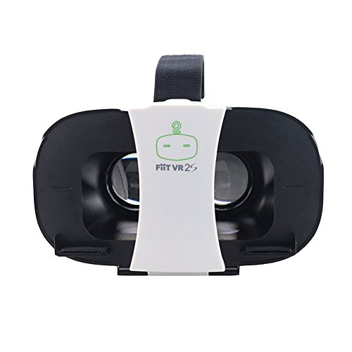 FiiT VR 2S Virtual Reality Headset 3D Glasses VR Box VR Google Cardboard for 4.0-6.5inch Smartphones