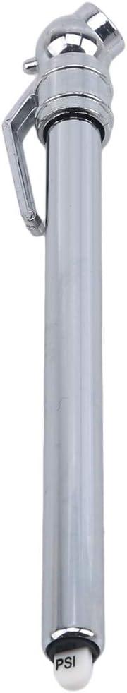 Weisin Reifendruckmesser Reifendruckmesser Bleistiftstil Mini-Testmesser Messstift Auto Auto Fahrzeug Motor Reifen Reifen Luftdruck-Testwerkzeuge