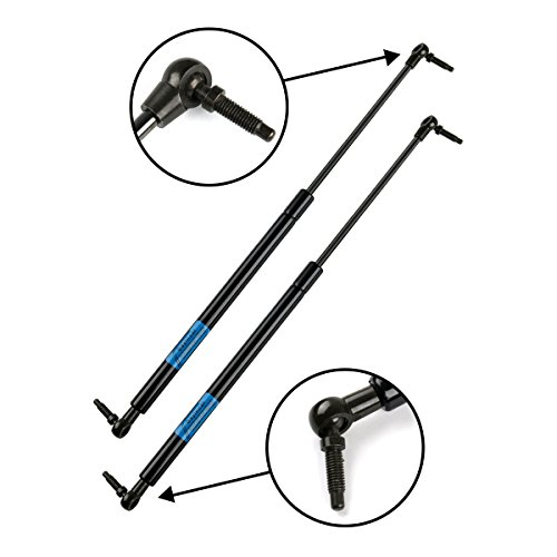 Qty(2) 6104 Rear Hatch Liftgate Tailgate Trunk Lift Supports Struts Shocks for Jeep Grand Cherokee 2005 2006 2007 2008 SG314044 55394323AA