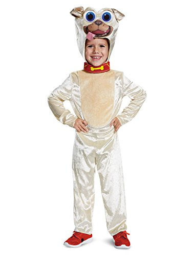 Disguise Rolly Classic Toddler Child Costume, Brown, Medium/(3T-4T)