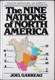 The Nine Nations of North America by Avon Books