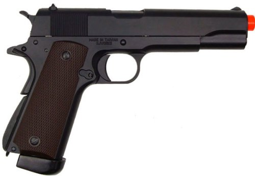 kjw model-609191 tokyo marui m1911 co2 blowback full metal bcgbb-609-co(Airsoft Gun)