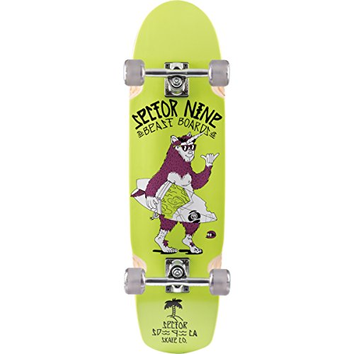 sector-9-savage-complete-skateboard-green