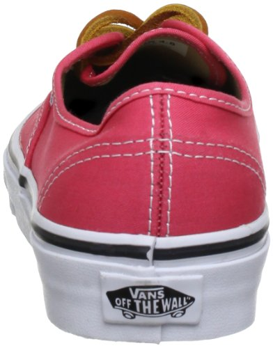 de tela Pink Zapatillas Brushedtwill Rosa s deporte unisex Vans de wI4ZqHH5
