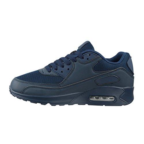 Bambini da L corsa Navy Donna Uomo Scarpe Sport Alla turnschuhe Sneaker A chunkyrayan Unisex moda gtpS1p