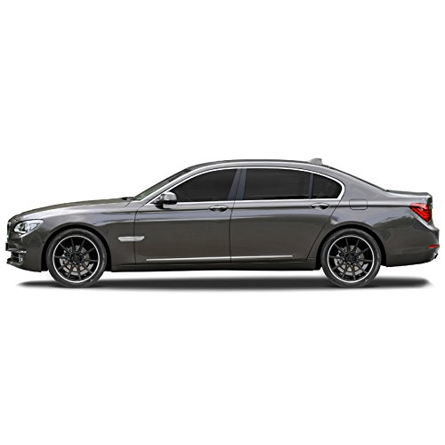Dawn Enterprises LCM-MKZ13-2223-4849 Lower Chrome Molding Compatible with Lincoln MKZ