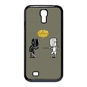 Fencing Star Wars Samsung Galaxy S4 9500 Cell Phone Case Black Delicate gift JIS_404396