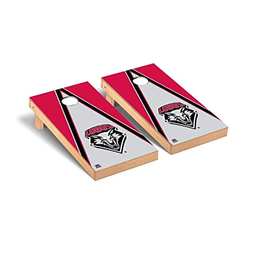 Victory Tailgate New Mexico Lobos Regulation Cornhole Game Set Triangle Version