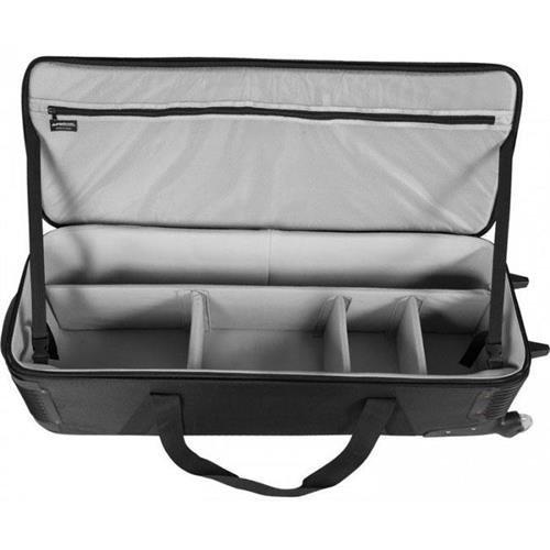 Westcott Flex Soft Wheeled Travel Case by Westcott