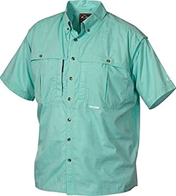 Drake S/S Cotton Wingshooters Shirt