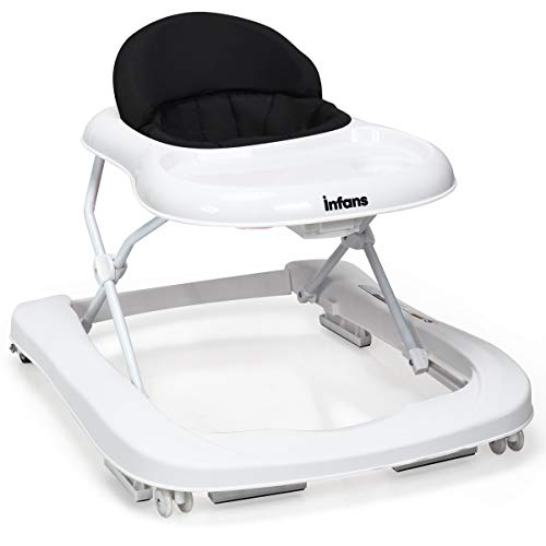 INFANS Foldable Baby Walker