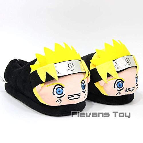 (GrandToyZone DOLL SERIES - 28cm (11 inch) - Naruto Plush Slippers (Shippuden Uzumaki))