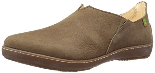 El Naturalista Bee, Women's Loafers Kaki